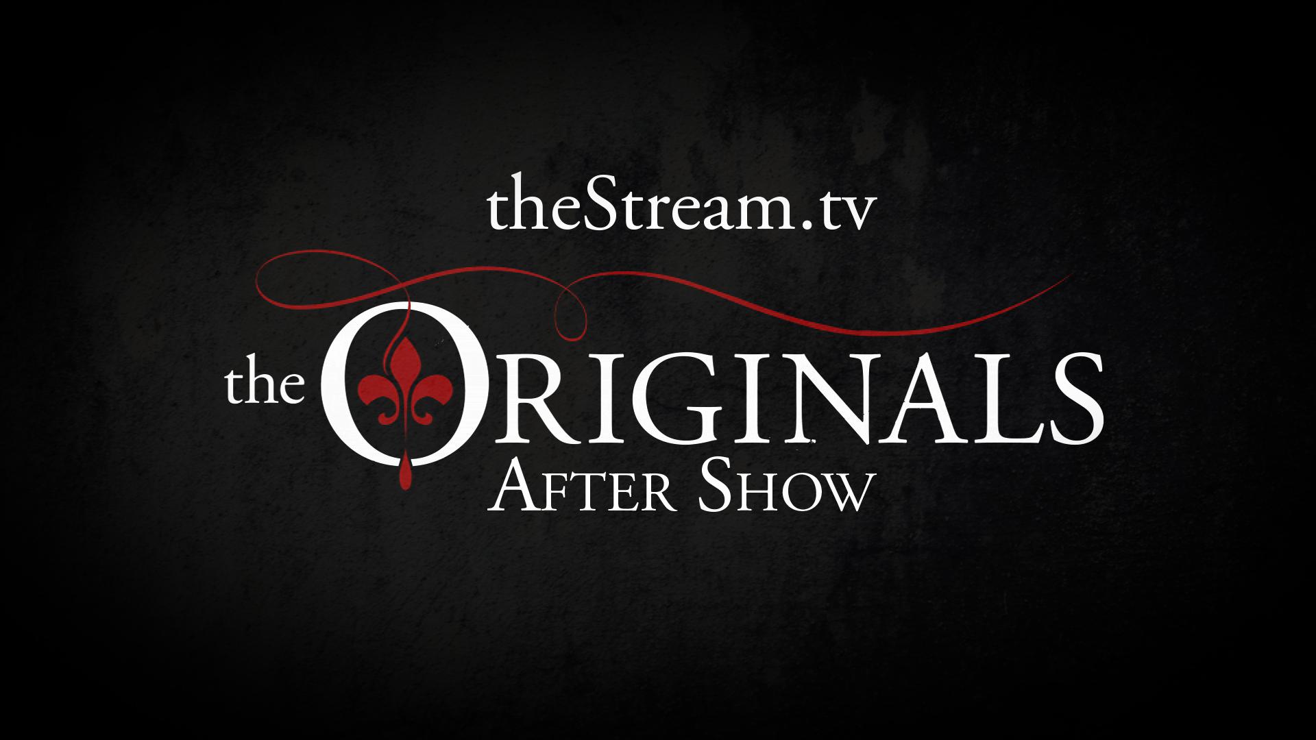The Originals After Show